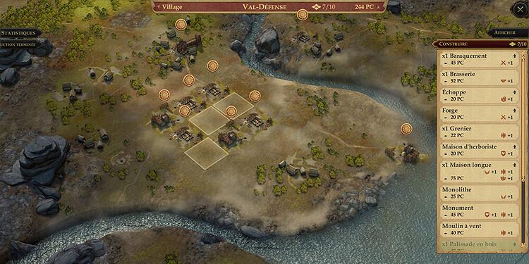Pathfinder Kingmaker Ville
