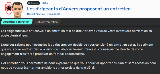 Proposition Anvers