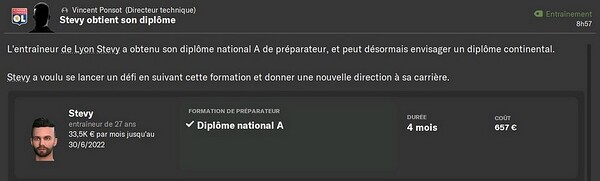 Diplome National A