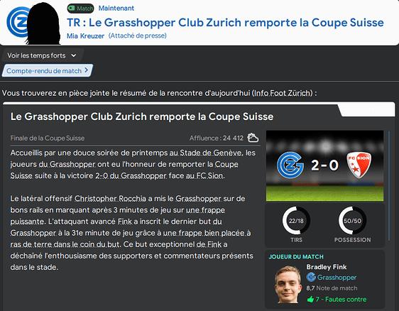 Coupe de Suisse