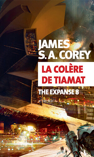 The Expanse Tome 8