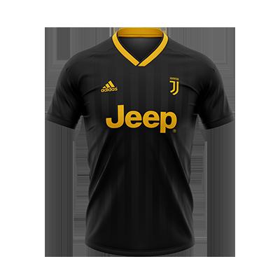Juventus Away v2
