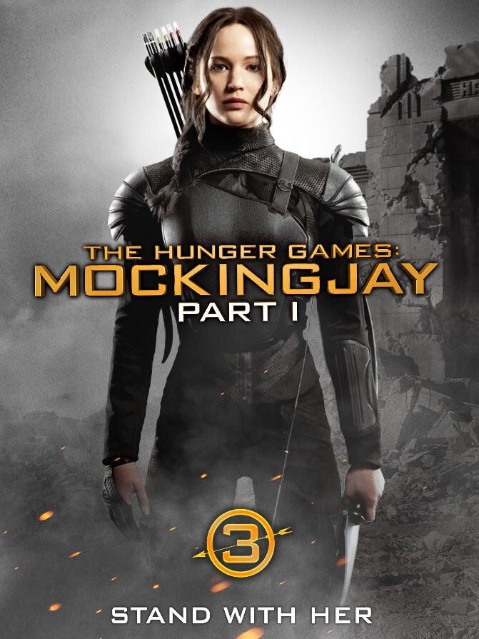The Hunger Games Mockingjay 1
