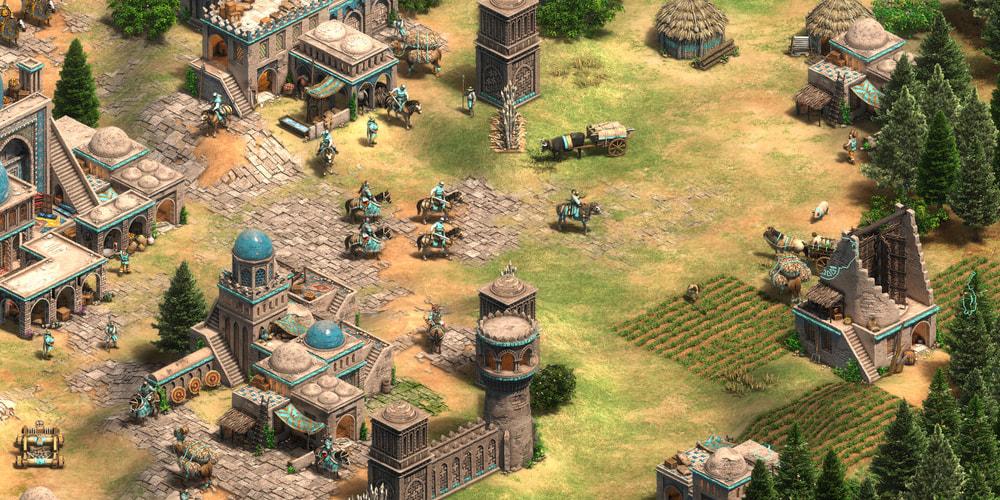 JV - Age of Empire II Definitive Edition